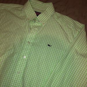 Vineyard vines button up